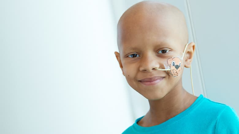 Abbie, cancer patient