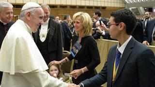 CHOP Vatican visit