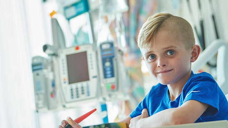 Chad can't wait | The Children's Hospital of Philadelphia