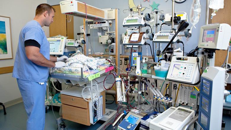 oxygenating machine