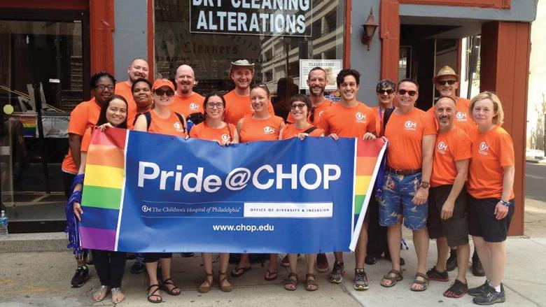 Enhancing diversity at CHOP