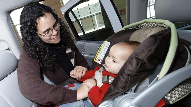 Car Seat Checks | Children's Hospital of Philadelphia