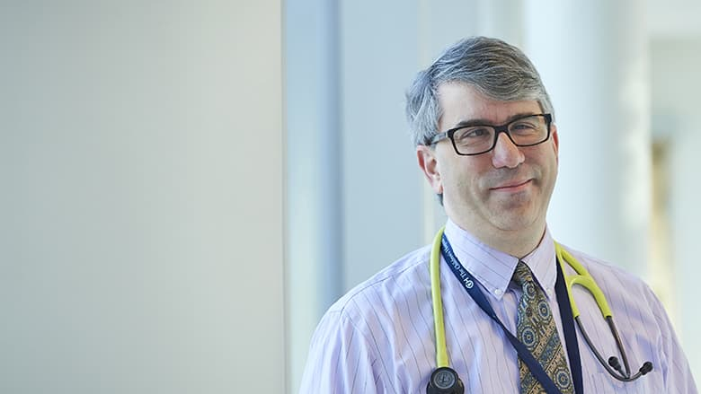 Edward Behrens, MD, Chief of the Division of Rheumatology