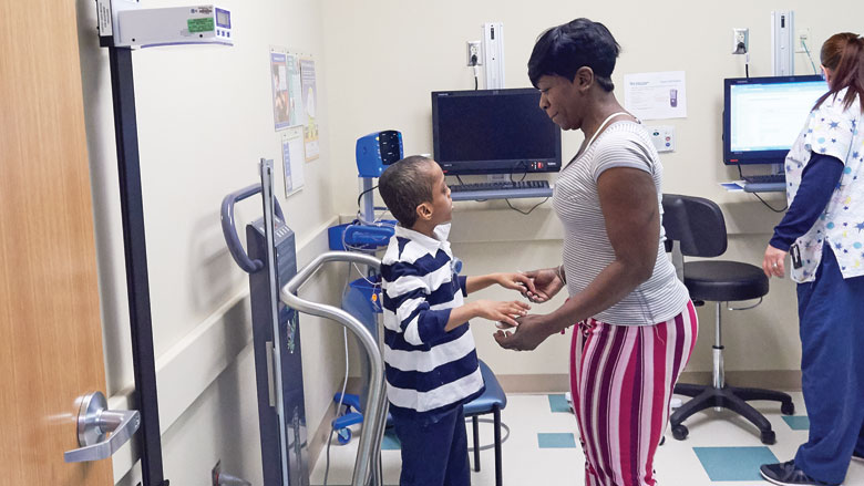 Foster Health Program