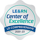 LE & RN Center of Excellence LD Comprehensive 2020-23