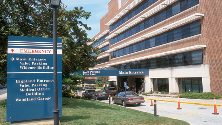 Abington Memorial Hospital Highland Ave. Image