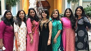 Diwali group photo