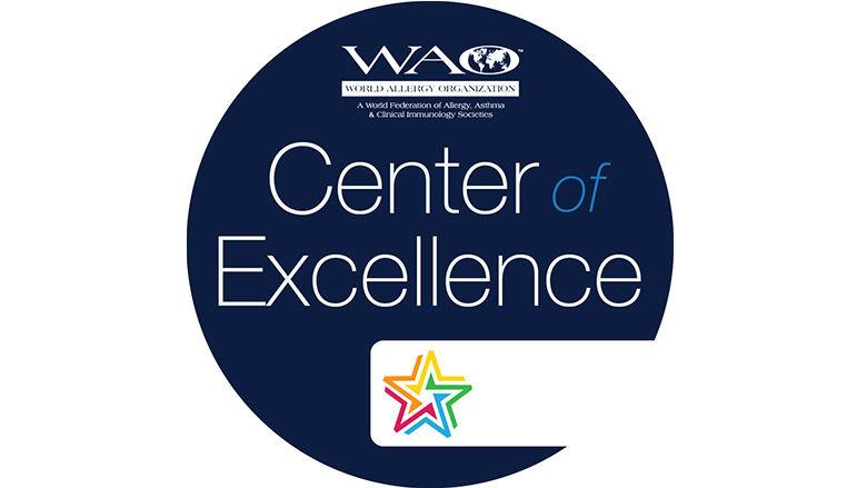 WAO Center of Excellence logo