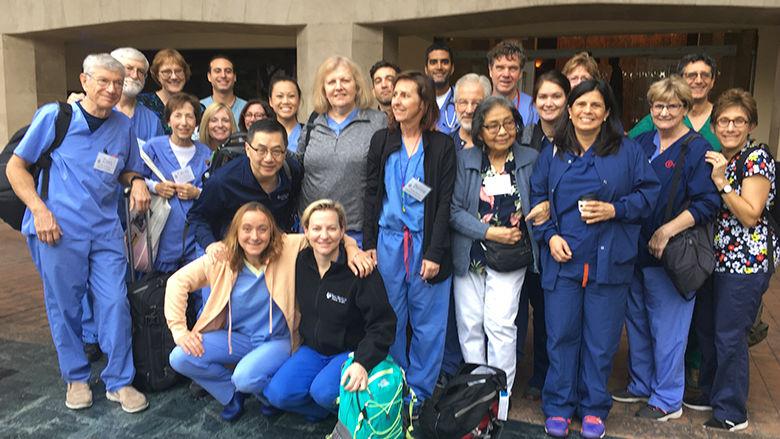 Guatamala mission trip group photo