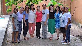 Global Health Allies program team