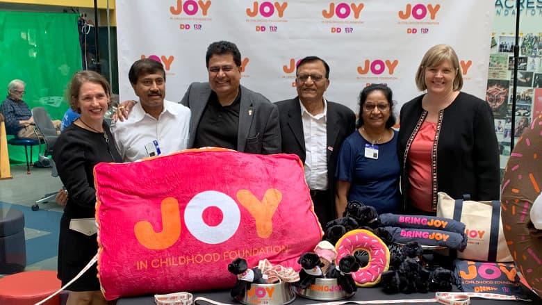 Joy in Childhood Foundation group photo