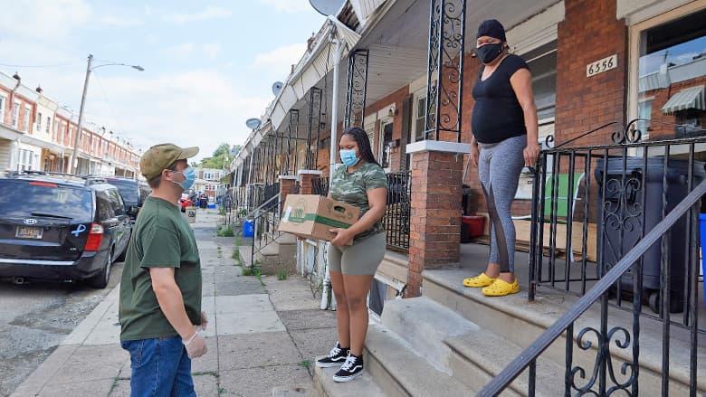 Food Connect neighborhood delivery