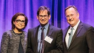 Dr. Reetika Kumar, Dr. Jonathan Spergel and Christopher P. Molineaux