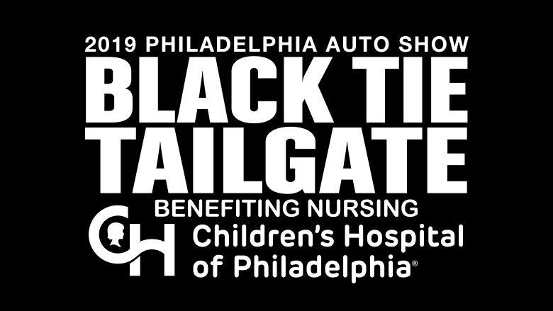 Black Tie Tailgate 2019 logo