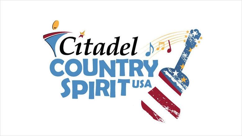 Citadel Country Spirit USA logo