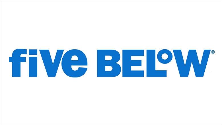Five Below logo