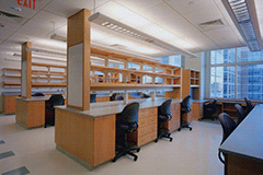 CHOP Expansion Interior Lab