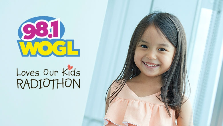 WOGL Loves Our Kids Radiothon