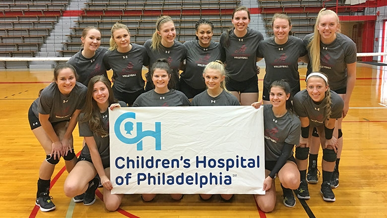 Muhlenberg College women's volleyball