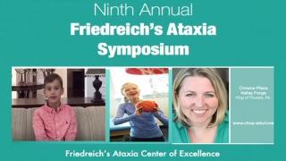 2016 Friedreich's Ataxia Symposium