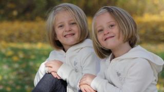 Amelia and Allison