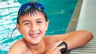 Daniel Swimming
