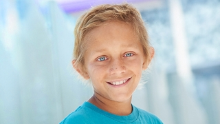 Liam - Brain Tumor Patient