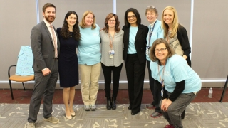 Celiac team at 2017 Celiac Education day