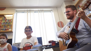 Child Life: Music Therapy