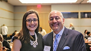 Miriam Enriquez and Glenn Flores, MD