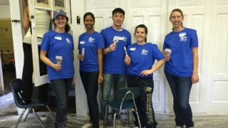 CHOP Participates in MLK Day of Service