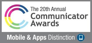 VEC Communicator Award Badge