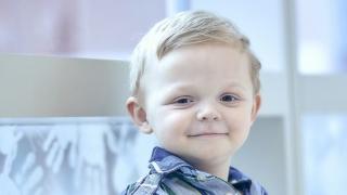 Parker, CHOP patient