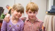 jackson and sister lauren