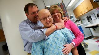 Ewing Sarcoma Patient