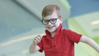 Ewing Sarcoma: Blaise's Story | Children's Hospital of