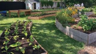 Garden at Karabots