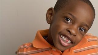 Healthy young boy - hematology highlight