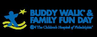 buddy walk logo