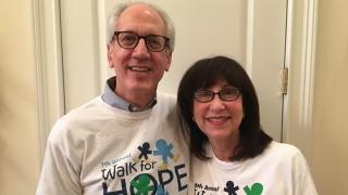 Jeffrey and Nancy Fine
