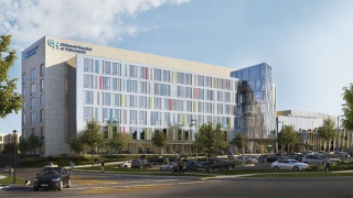 King of Prussia Hospital Rendering