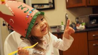 Mariella 3rd birthday