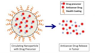 Nanoparticles vs Neuroblastoma