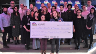 "The 18th Annual ""98.1 WOGL Loves Our Kids Radiothon"" Raises More Than $257,000 for CHOP"