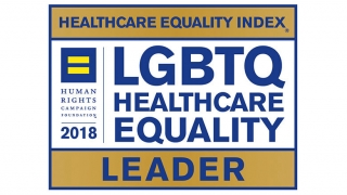 CHOP Named Leader in LGBTQ Healthcare Equality by the Human Rights