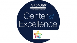 WAO Center of Excellence logo