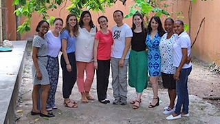 Global Health Allies program team