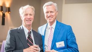 Richard D. Wood Jr. and Dr. N. Scott Adzick