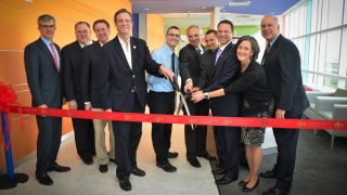 KOP Specialty Care and Ambulatory Surgery Center ribbon cutting