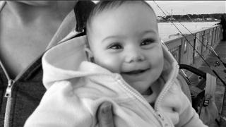 Elliana smiling